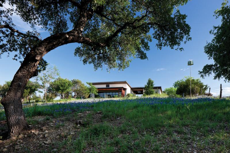 Bluestem Residence - Cresson Texas 2012