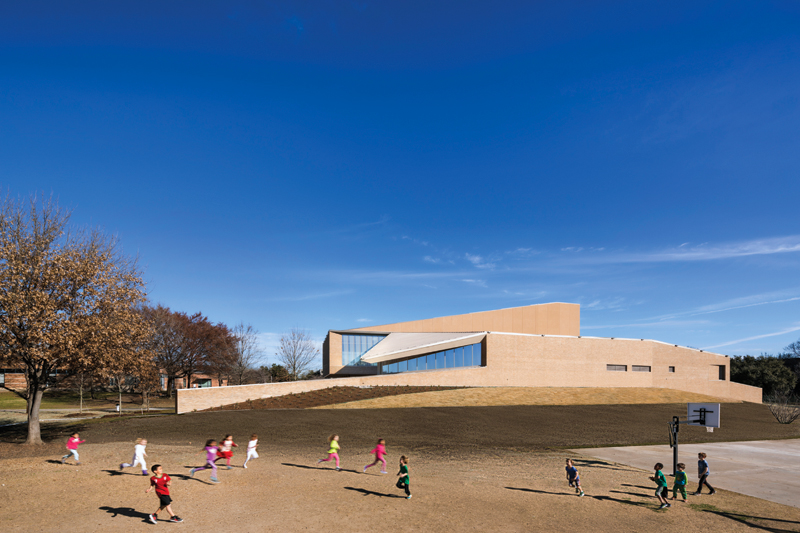 Greenhill School, Marshall Family Performing Arts Center