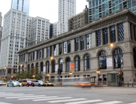 At The Inaugural Chicago  Architecture Biennial