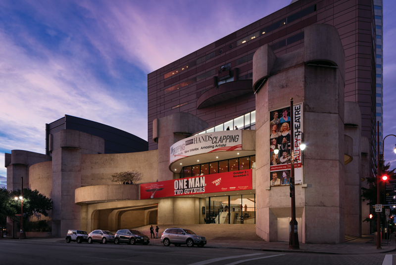 1326 / ALLEY THEATRE RENOVATION / STUDIO RED ARCHITECTS