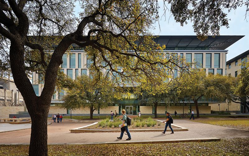 UT Austin College of Liberal Arts