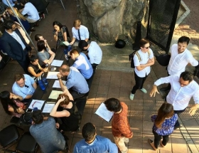 Becoming an Architect: MFx Participants Gain Career Experience