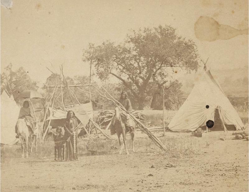 Tonkawas at Ft Griffin TX 1873.tiff