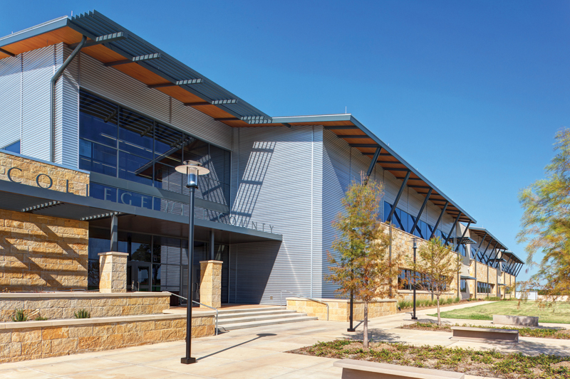 Weatherford College Wise County-VLK Architects1
