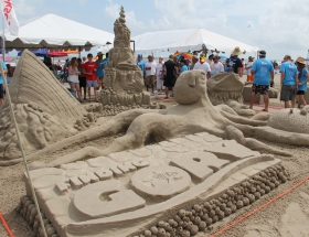 AIA Houston's 30th Annual Sandcastle Competition