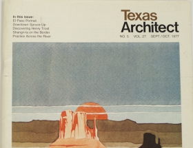 <i>Texas Architect</i> Through Its Covers