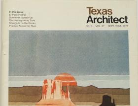 <i>Texas Architect</i> Through Its Covers