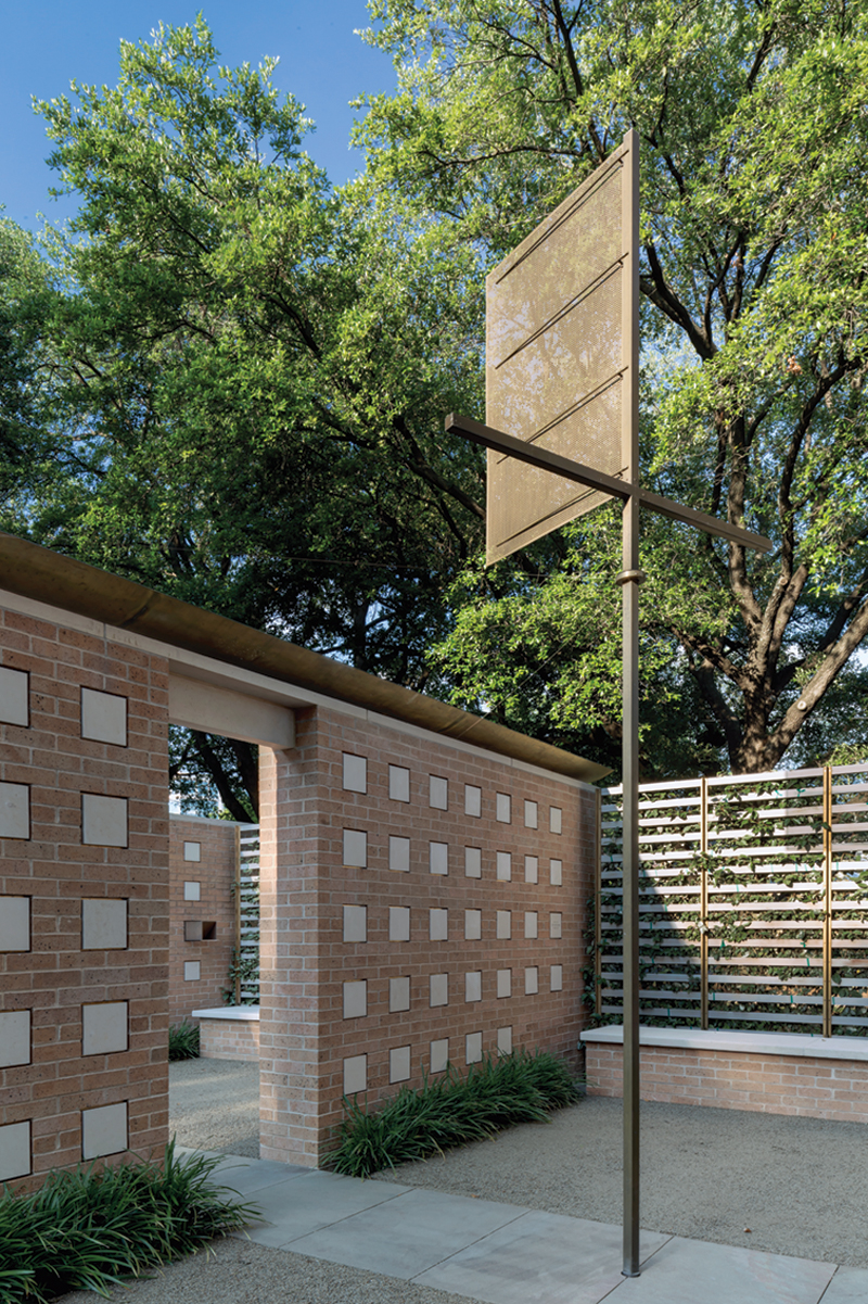 Columbarium - Saint Michael and All Angels Episcopal Church