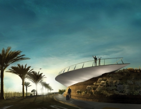 Legge Lewis Legge Designs an Uplifting Observation Park for San Diego