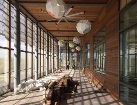 Lake|Flato Settles Into East Austin Office