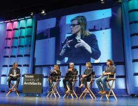 Convergence: Keynote Panel Discussion at TxA 77th Annual Conference And Design Expo