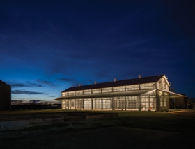 Cotton Gin Receives AIA Honor Award
