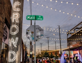 Reimagine Crowdus Tests the Viability of a Pedestrian Street in Deep Ellum
