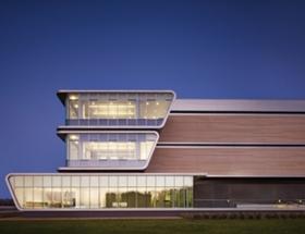 Design Awards 2016: High Performance Computing Center