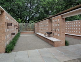 Design Awards 2016: Saint Michael and All Angels Columbarium