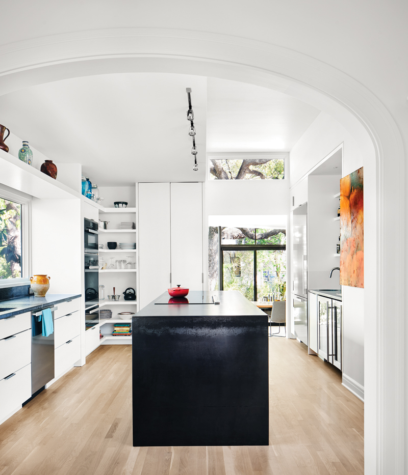 Interior_Kitchen_SteelKitchenIsland