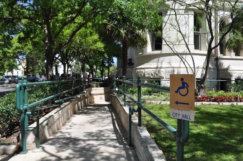Aia San Antonio City Hall Accessibility Design Contest Texas