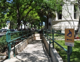 AIA San Antonio City Hall Accessibility Design Contest