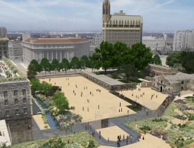 A New Master Plan for the Alamo Complex