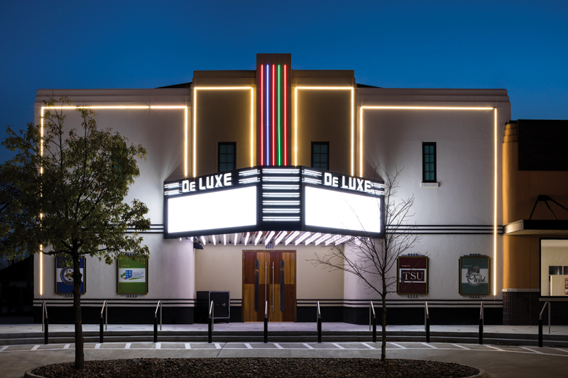 1336 / DE LUXE THEATRE / SMITH & CO. ARCHITECTS