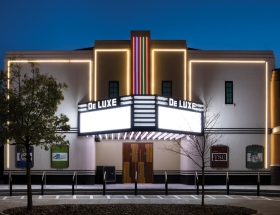 Smith & Company Architects Restores DeLuxe Theater