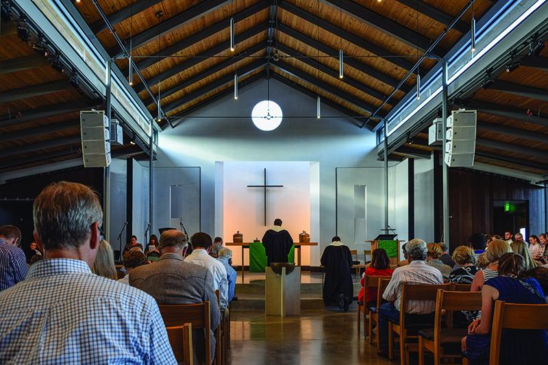 All Saints Presbyterian, Austin