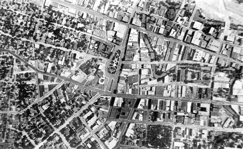 Alamo Plaza, 1918