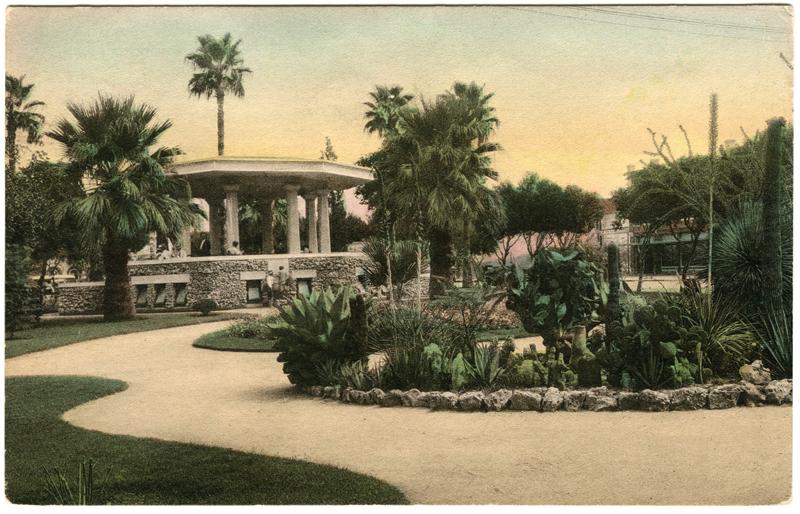 Alamo plaza, c1924