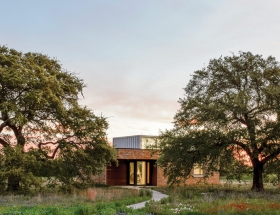 Studio, Prairie Chapel Ranch by David Heymann