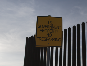 TxA Position Statement Regarding a Border Wall