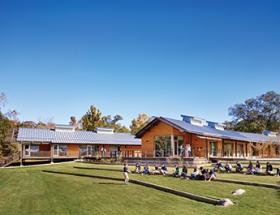 Design Awards 2017: Indian Springs School