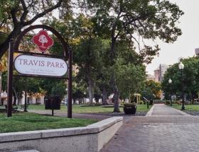 San Antonio Removes Confederate Monument from Travis Park