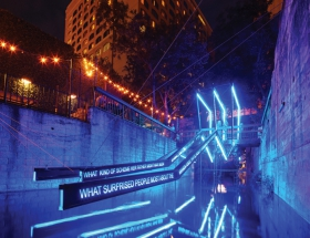 Waller Creek Conservancy Stages Fourth Annual Creek Show