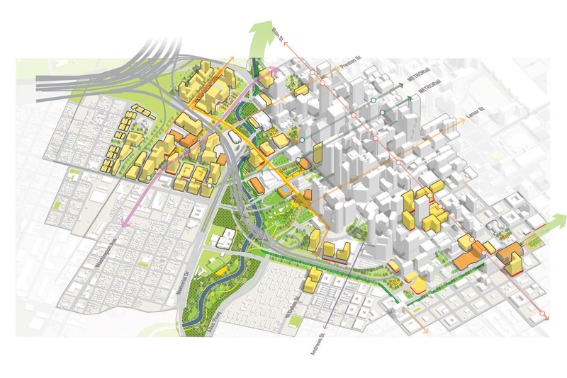 Plan Downtown_Birdseye_West DT copy