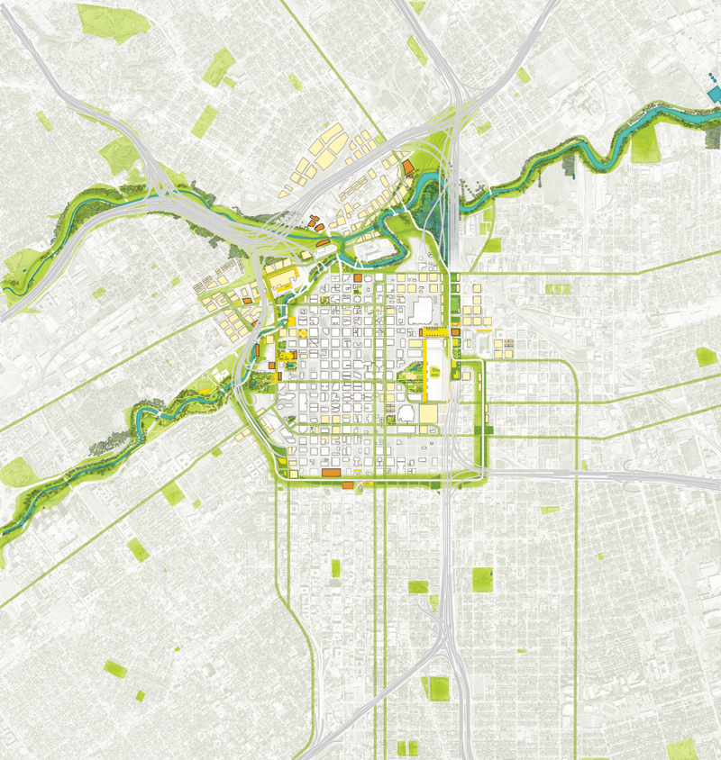 Plan Downtown_Diagram_Green Loop copy