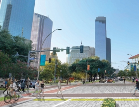 New Master Plan for Downtown Houston Grapples with Post-Harvey Realities