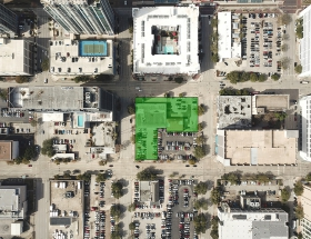 New Public Park Approved for Southern Downtown Houston