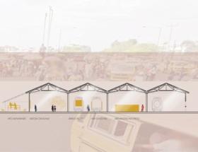 Lagos Biennial Exhibition Designed by UT Austin Grad