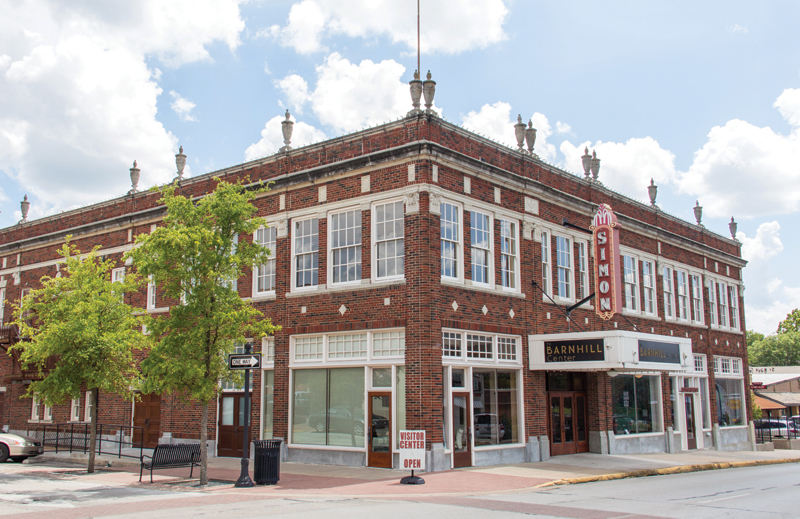 The Barnhill Center at Historic Simon Theater