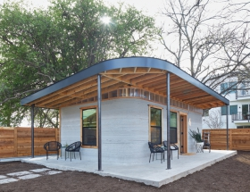 New Story and ICON Unveil 3D-Printed House at SXSW