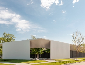 Menil Sets New Opening Date for Drawing Institute