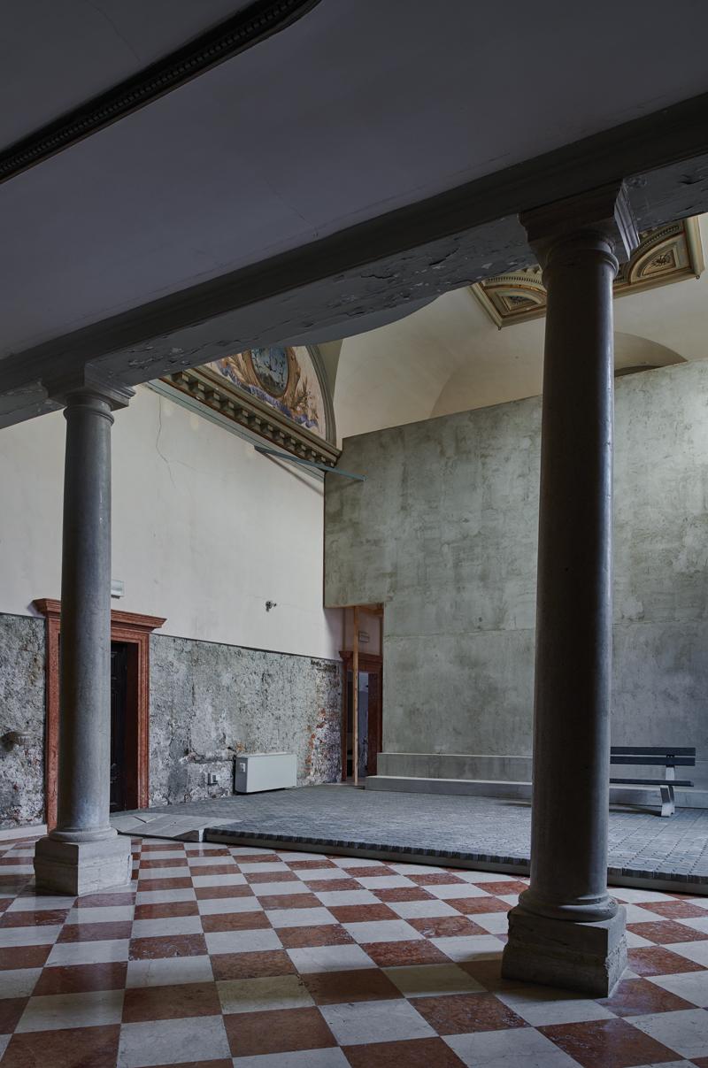 2_Weak Monument_Estonian Pavilion_Biennale Architettura 2018 ©Tõnu Tunnel