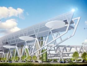 Six Skyport Designs Unveiled at Uber Elevate Summit
