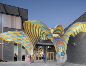 Marc Fornes/TheVeryMany's Marquise in El Paso