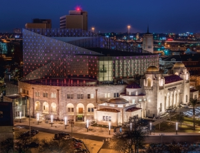 Design Awards 2018: Tobin Center for the Performing Arts