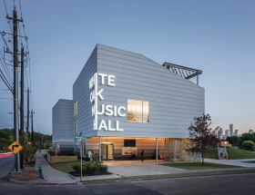 Design Awards 2018: White Oak Music Hall