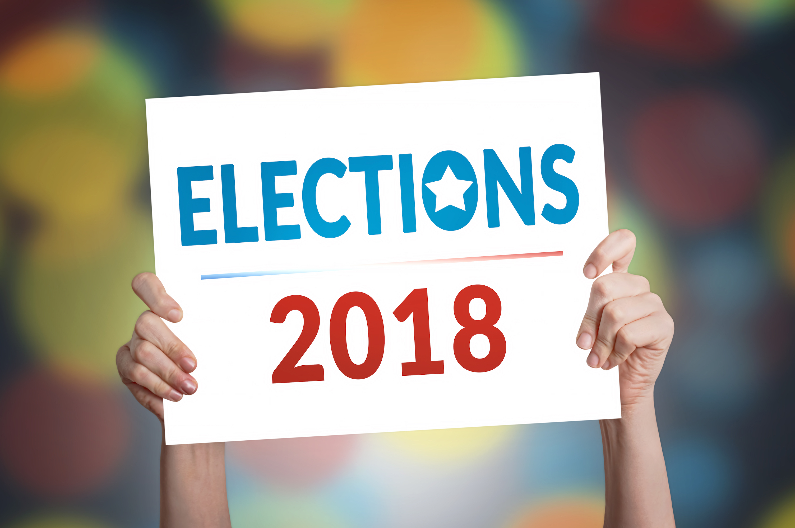 Elections 2018 Card