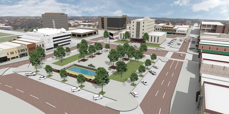 20 City Center Square Existing 1