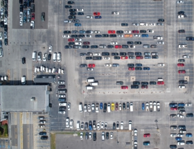 Ten Houston Parking Facilities: A Portfolio