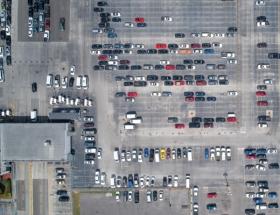 Ten Houston Parking Facilities: A Portfolio